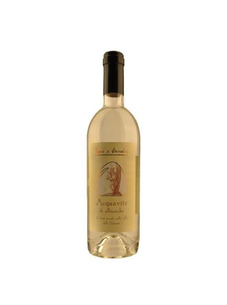 Acquavite di 'Albicocche' - 0.5 l  -  Pojer & Sandri