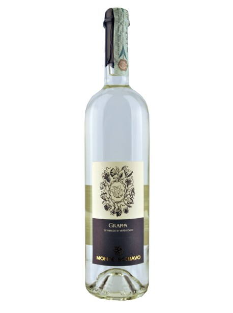 Grappa di Verdicchio - 0.7 l  - Monteschiavo