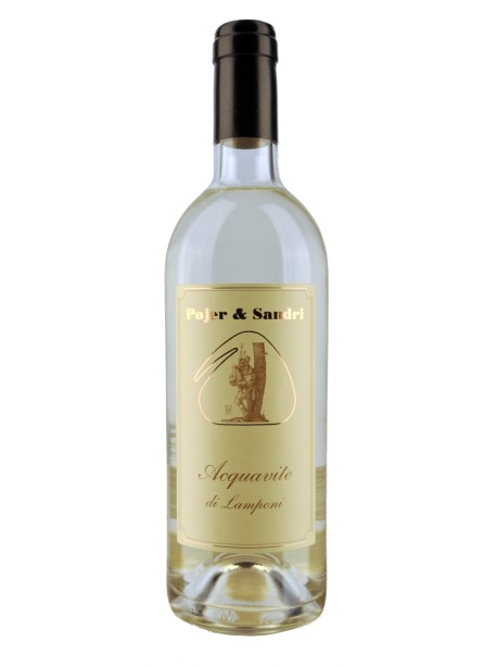 Acquavite di 'Lamponi' - 0.5 l  -  Pojer & Sandri