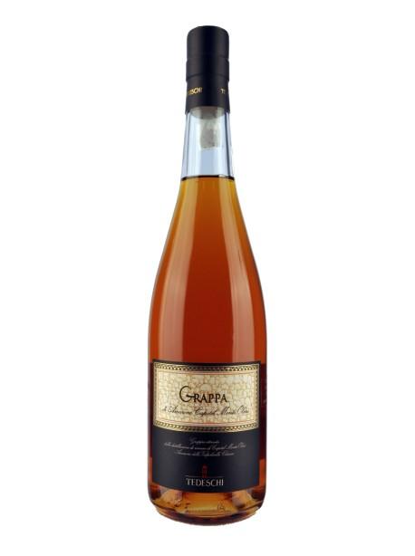 Grappa di Amarone 'Capitel' - 0.7 l  -  Tedeschi