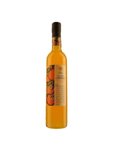 Rosolio di Arancia -  0.5 l  -  Fattorie Trinacria
