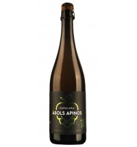Abavas Hopped Apple Cider - 0.75 l - Abavas Family Winery