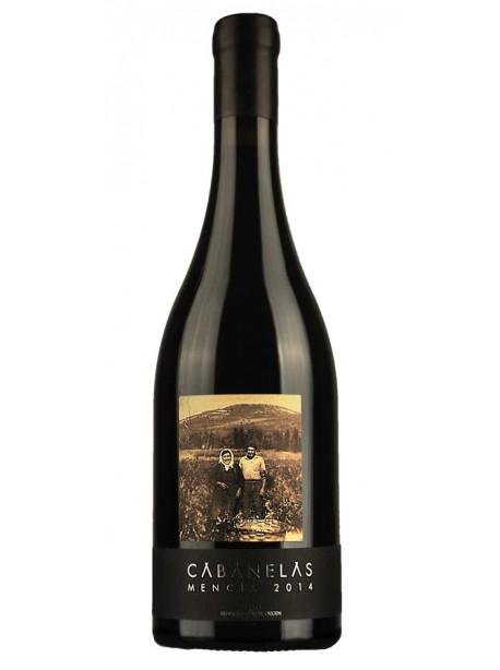 Cabanelas - 2014 - 0.75 l - Vinos Valtuille, Bierzo - E