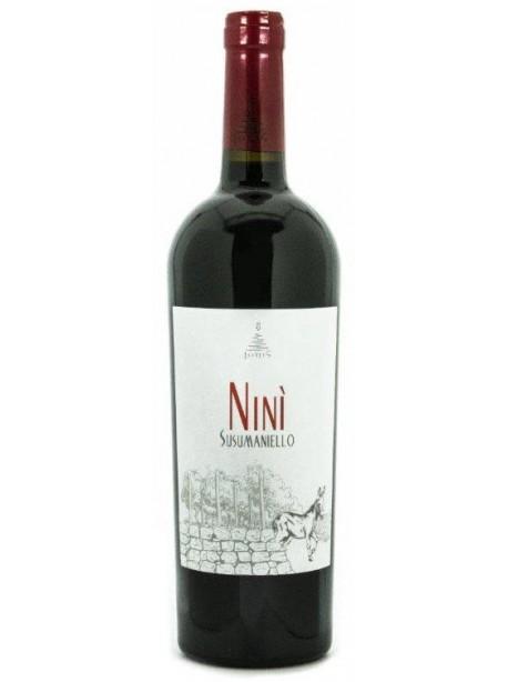 Susumaniello Nini - 2016 - 0.75 l  -  Cantine Ionis
