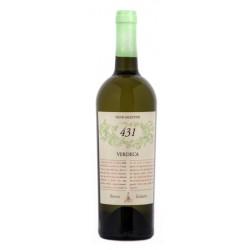 Verdeca del Salento '431' - 2019 – 0.75 l – Cantine Ionis