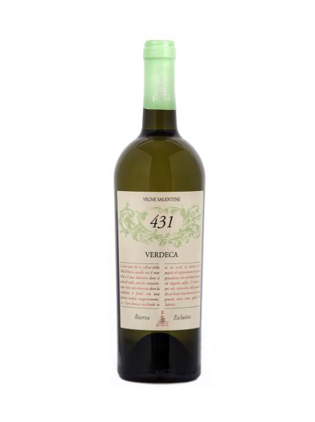 Verdeca del Salento '431' - 2019 – 0.75 l – Cantine Ionisl