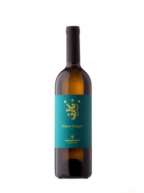 Pinot Grigio - 2015 - 0.75 l  -  Casa Vinicola E. Antonutti