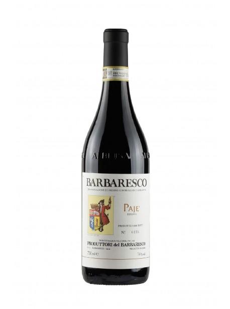 Barbaresco 'Cru Pajé' - 2015 - 0.75 l - Produttori del Barbaresco