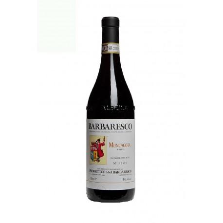 Barbaresco 'Cru Muncagöta' - 2014 - 0.75 l  -  Produttori del Barbaresco