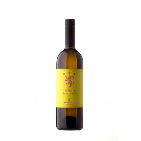Traminer Aromatico - 2015 - 0.75 l  -  Casa Vinicola E. Antonutti