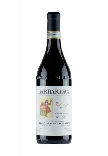 Barbaresco 'Cru Rabajà' - 2015 - 0.75 l - Produttori del Barbaresco
