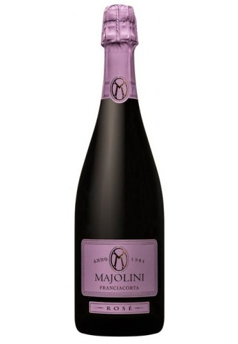 Franciacorta Brut Rosé 'Altèra' - 0.75 l - Majolini