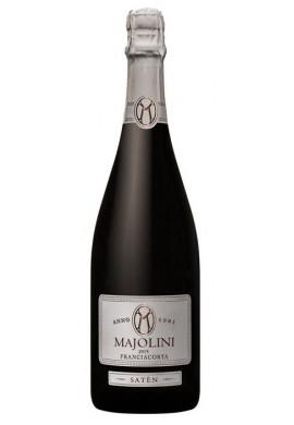 Franciacorta Brut Satèn BIO  2016 - 0.75 l  -  Majolini