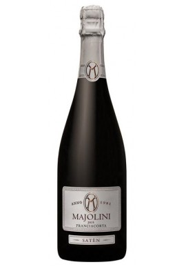 Franciacorta Brut Satèn BIO  2017 - 0.75 l  -  Majolini