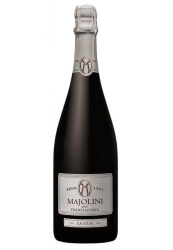 Franciacorta Brut Satèn  2014 - 0.75 l  -  Majolini