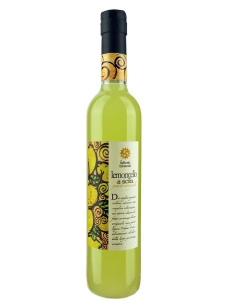Lemoncello di Sicilia -  0.5 l  -  Fattorie Trinacria