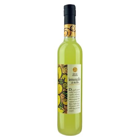 Lemoncello di Sicilia -  1 l  -  Fattorie Trinacria